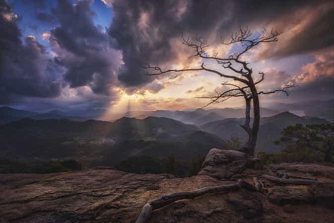 Sunset by Jaewoon U