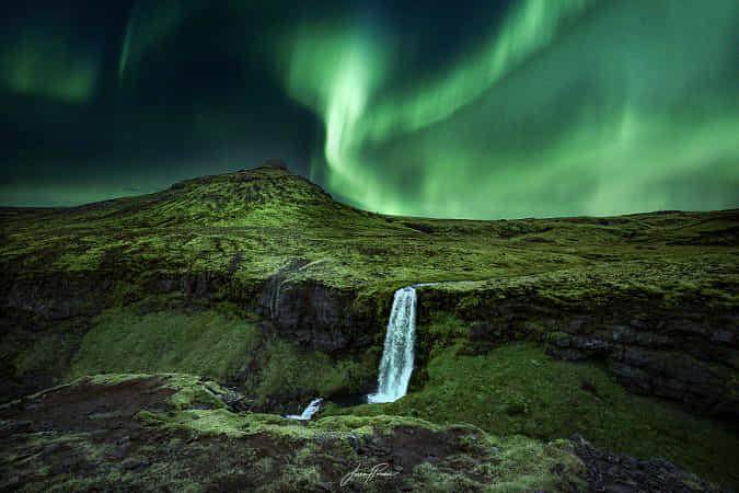 Ice Aurora by Jeremy Peresse