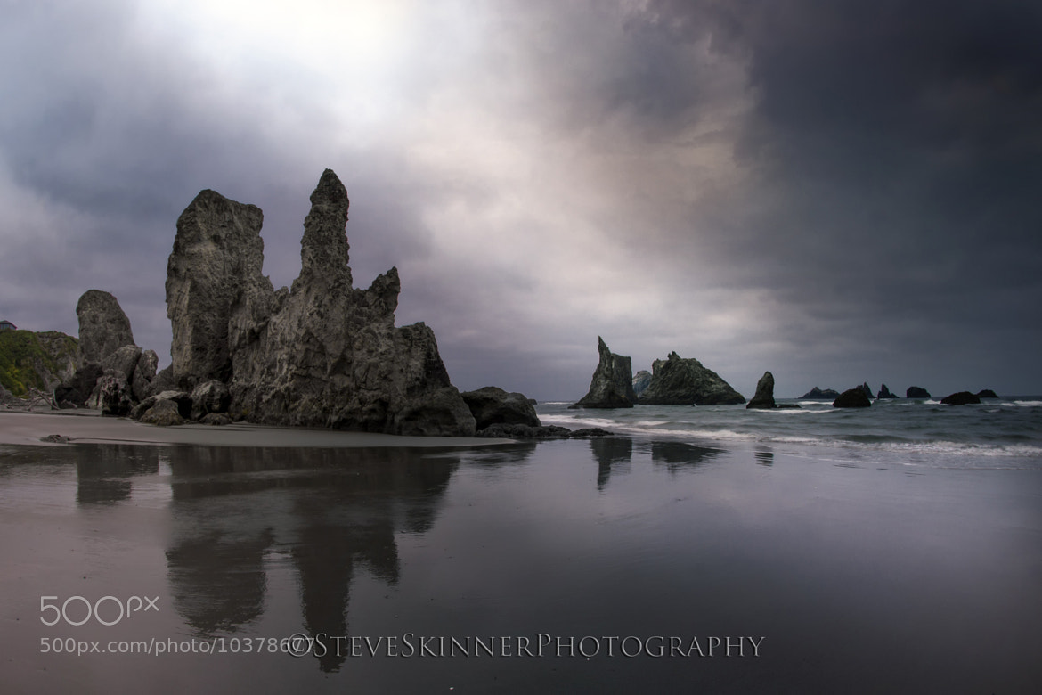 Photograph A Little Magic - Bandon Oregon by Steve Skinner on 500px