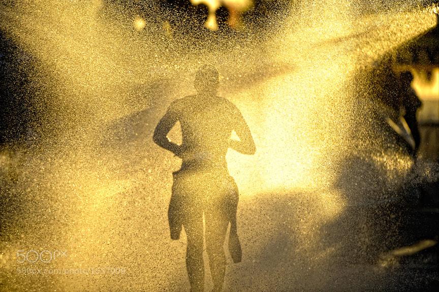 Photograph Runner's Shower by Scott Kelby on 500px