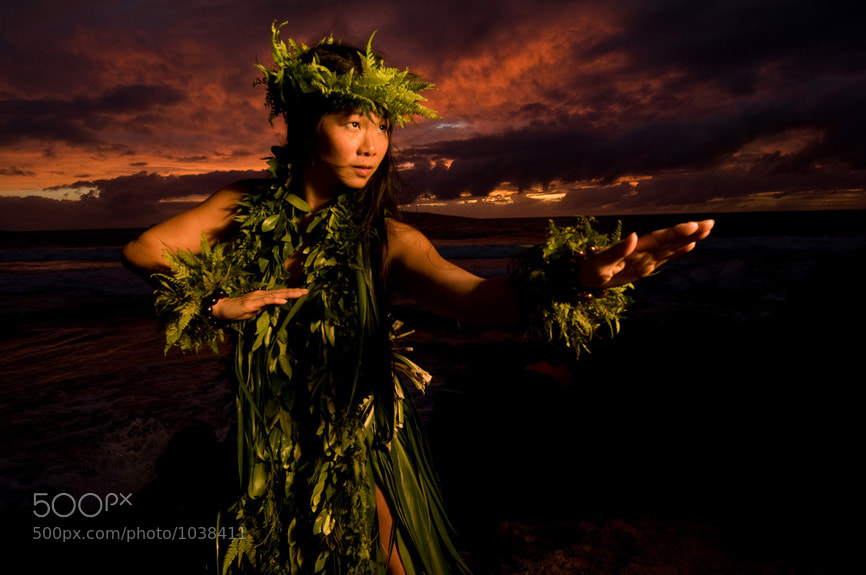Photograph Maui Sunset Hula by Scott Kelby on 500px