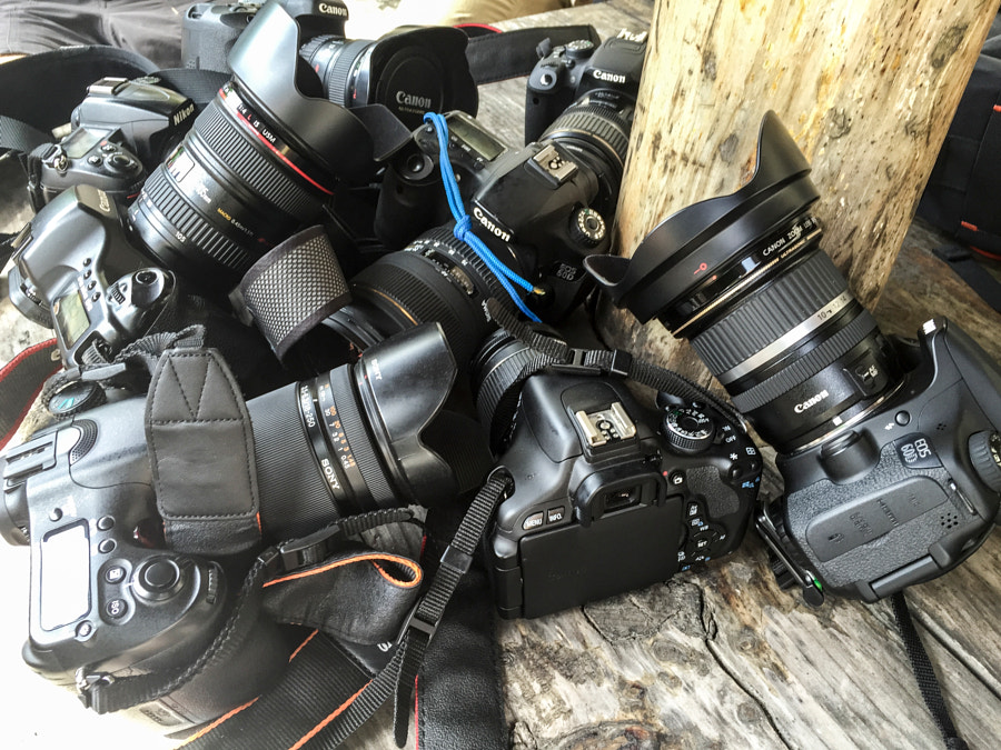Photograph SLR Party by Jakob Lapp on 500px
