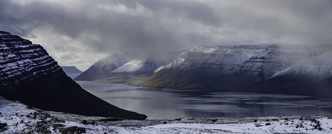 West Fjord Iceland - nice mood by Fabrice H