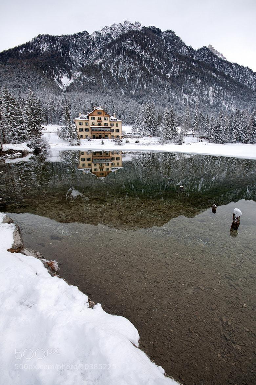 Photograph hotel al lago by Walter Pavan on 500px
