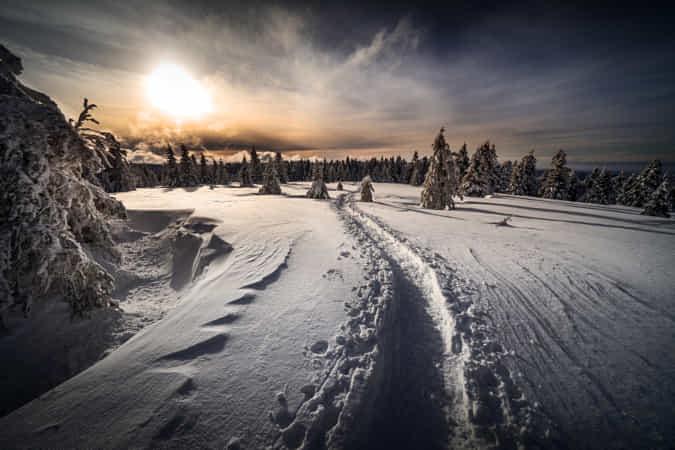 The track by Robert Didierjean