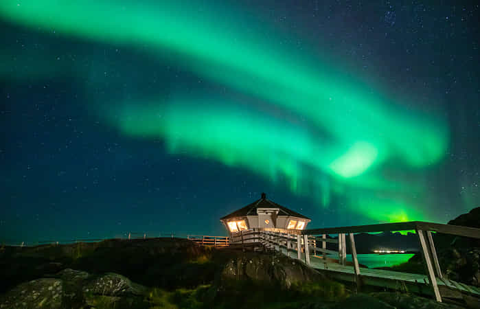 Green Light by Carsten Meyerdierks