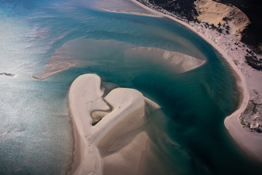 Photograph Mozambique Heart Island by Anneli Botha on 500px