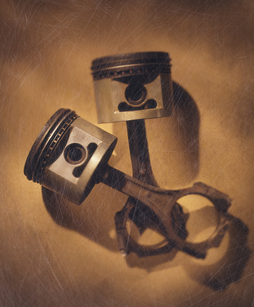 Photograph Pistons by Greg Christman on 500px