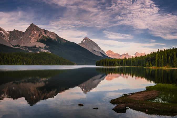 Canadian Rockies by David Dai