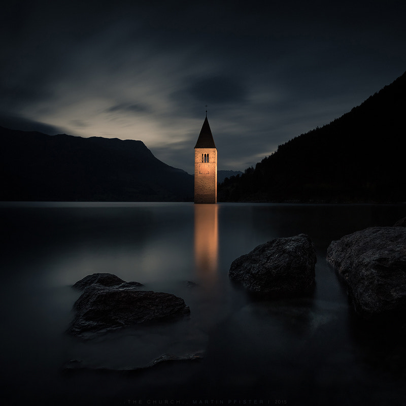 . : the church : . by Martin Pfister on 500px.com