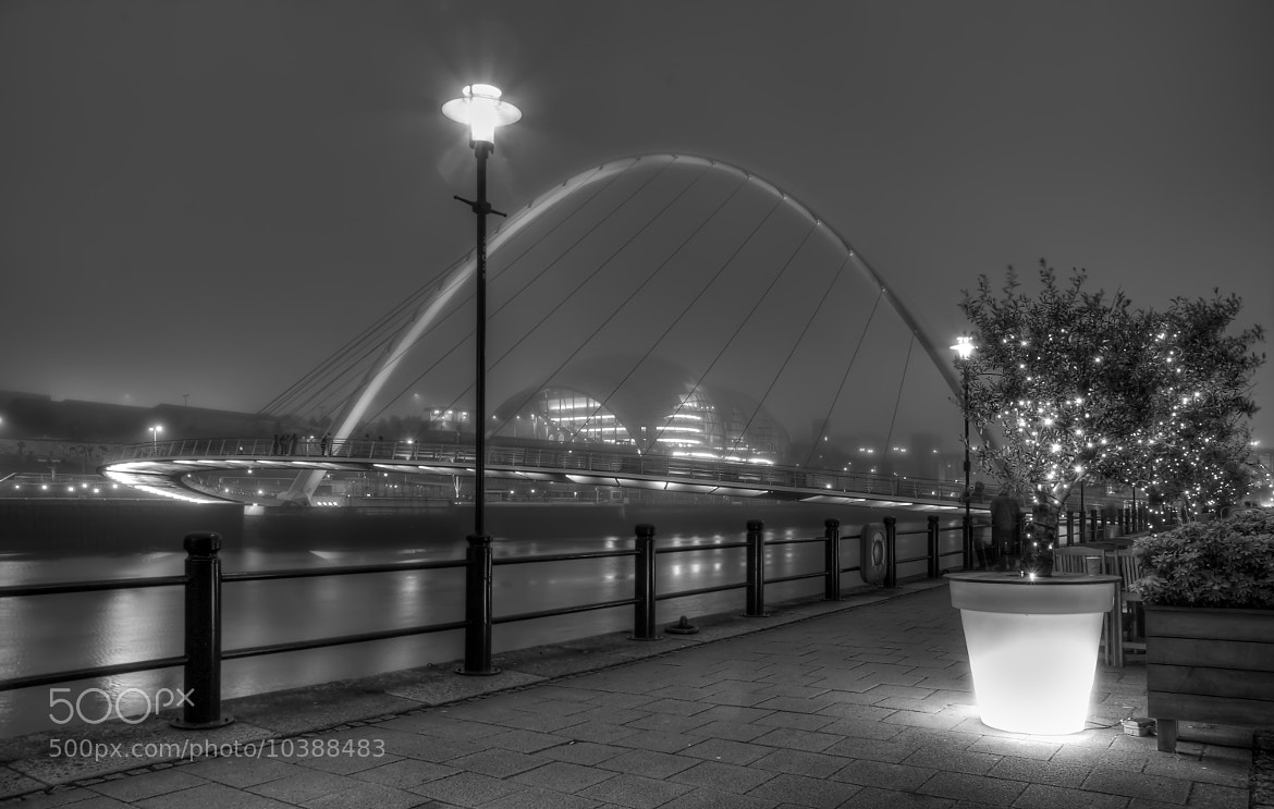 Photograph Fog on the Tyne by Phil Whittaker on 500px