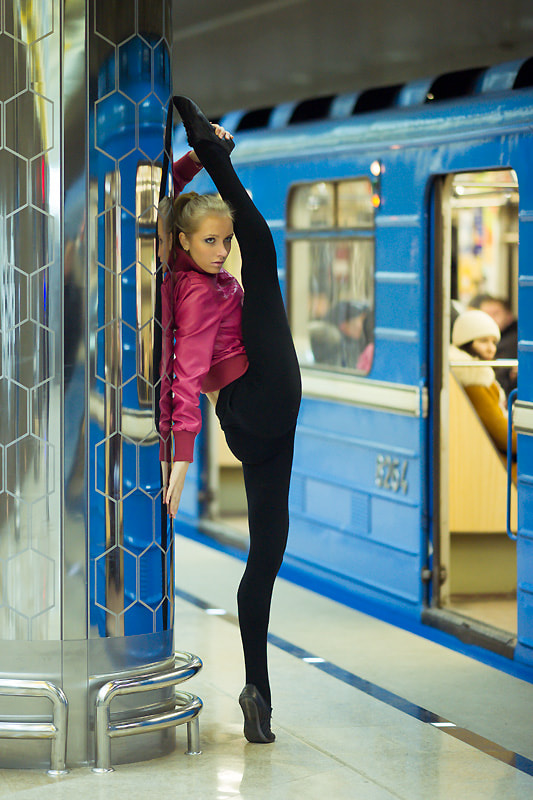 Photograph In subway by Vladimir Tsarev on 500px