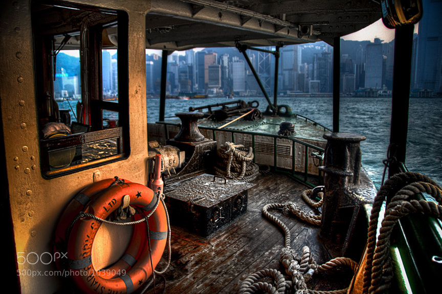 Photograph Kowloon Ferry by Scott Kelby on 500px