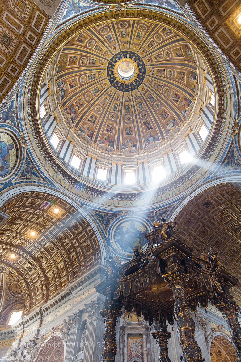 Photograph St Peter's Basilica by Dan Carr on 500px