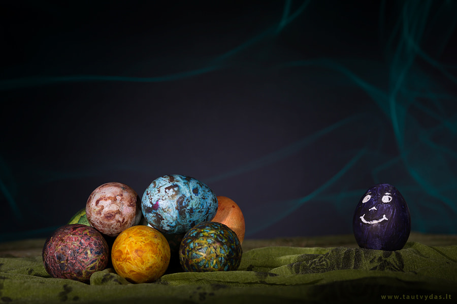 Photograph Happy Easter! by Tautvydas Banelis on 500px