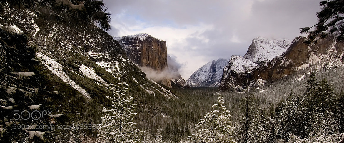 Photograph Yosemite Pano by Scott Kelby on 500px