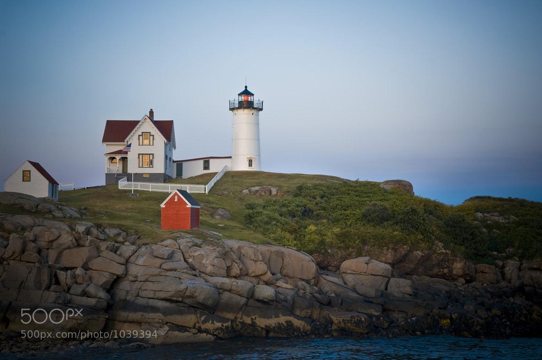 Photograph Nubble Lighthouse by Scott Kelby on 500px