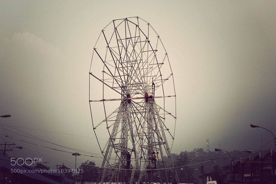 Photograph wheel  by Manish Singh on 500px