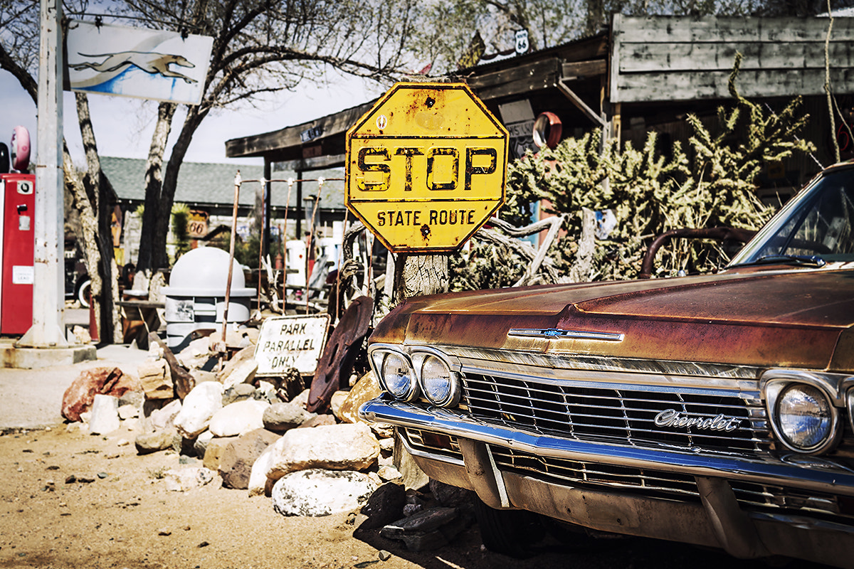 Photograph On the Route 66 by Tommaso Maiocchi on 500px