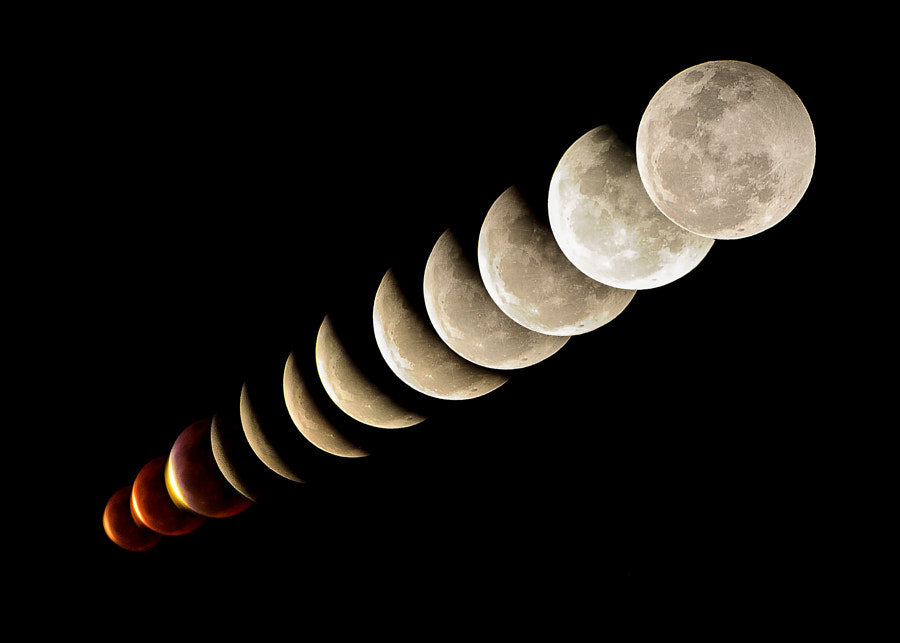 Photograph lunar eclipse 4-4-2015? by meLove Photograph on 500px