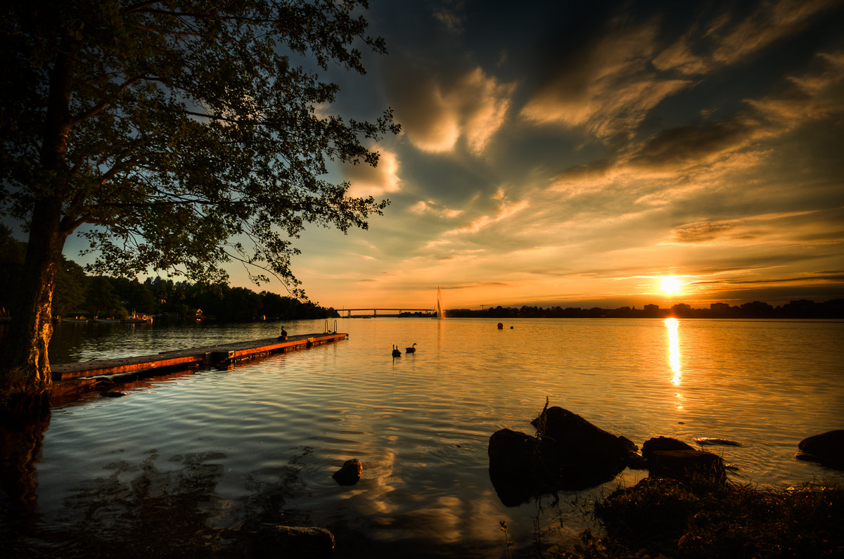 Photograph Motala Sunset by Anthony Andrews on 500px