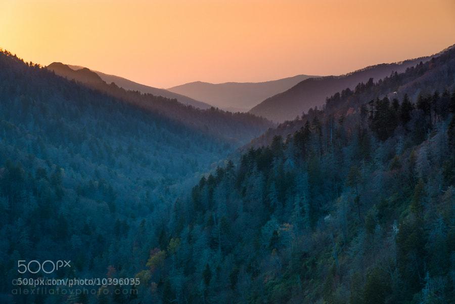 Photograph Morton's Overlook by Alex Filatov | alexfilatovphoto.com on 500px