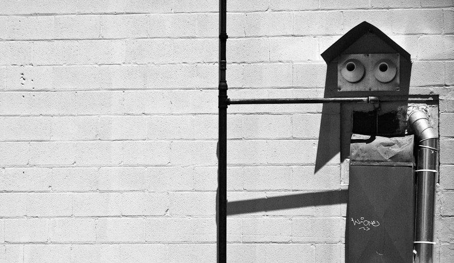 Photograph lonely robot by rachel crowl on 500px