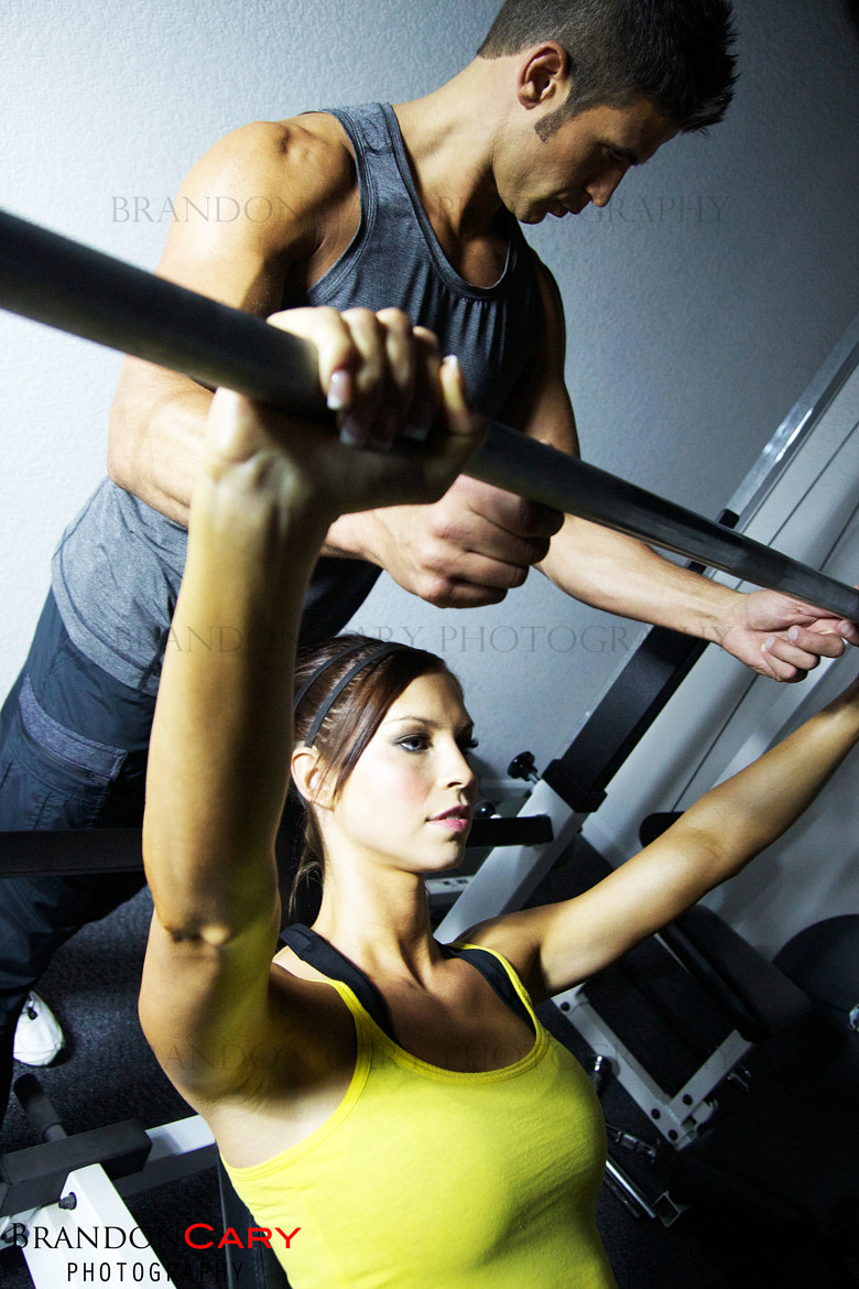 Photograph Jamie and Frank - Fitness Theme by Brandon Cary on 500px