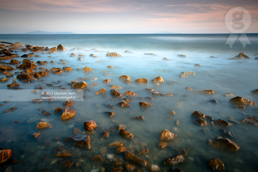 Photograph sea on the rocks by michele berti on 500px