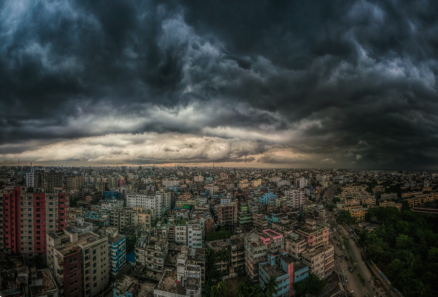 A Storm Is Coming ! by Meer Sadi on 500px.com