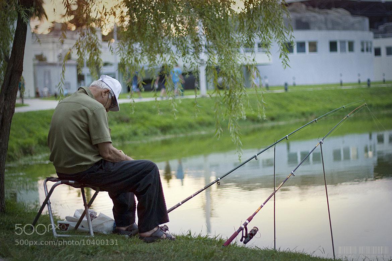 Photograph Fisherman by Michael Tsitsiashvili on 500px