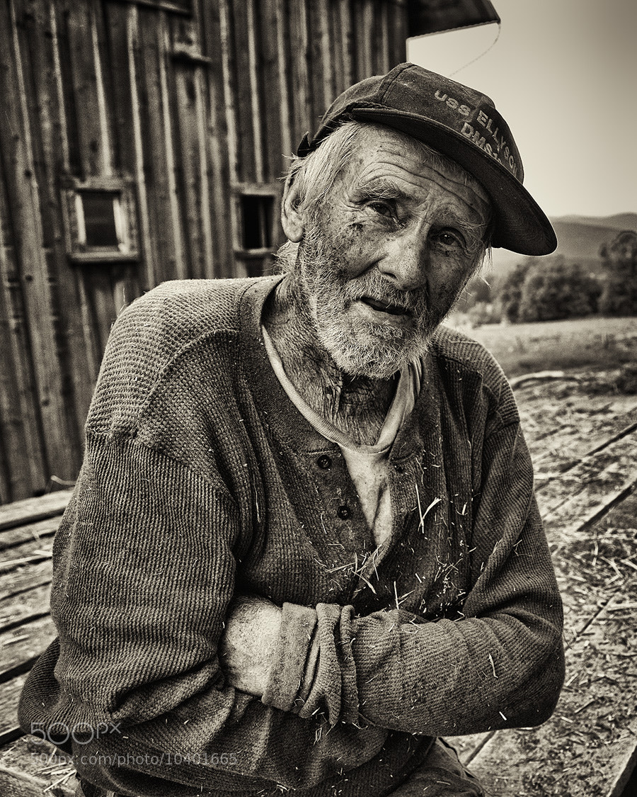 Photograph Long in Years by Mitch Moraski on 500px