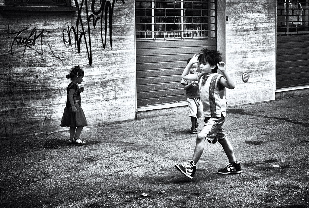 Photograph The Game by Francesco Merenda on 500px