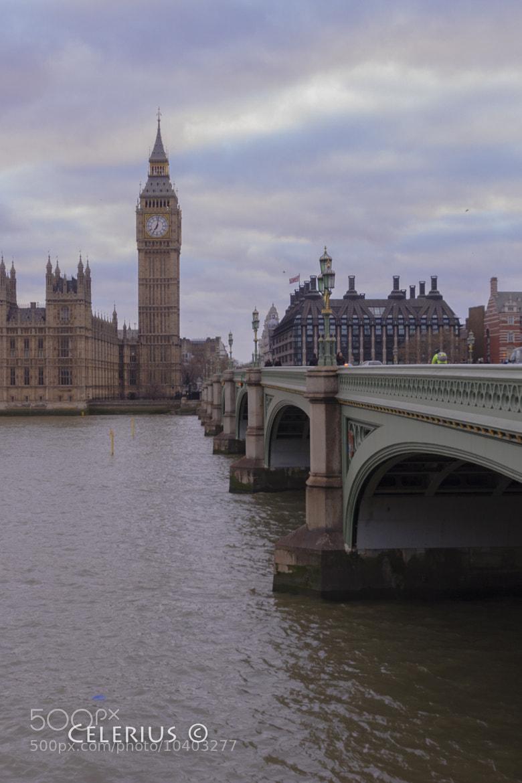 Photograph Big Ben by Orlando Celeiro on 500px
