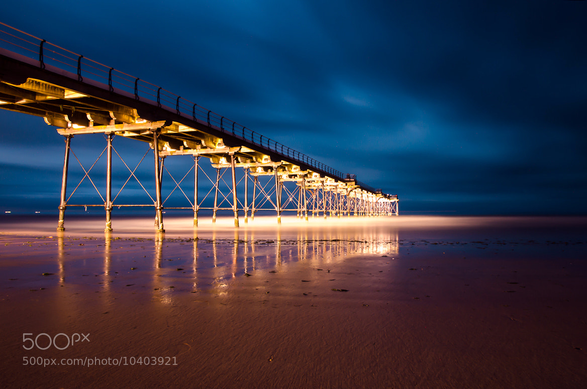 Photograph Saltburn Pier by Mark Goodyear on 500px