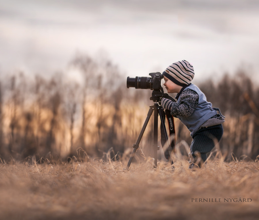 Practice makes the master by Pernille Nygård on 500px.com