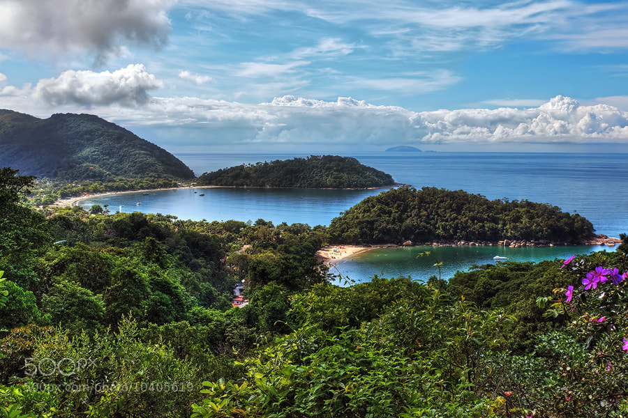 Photograph Tropical paradise by Rafael Defavari on 500px