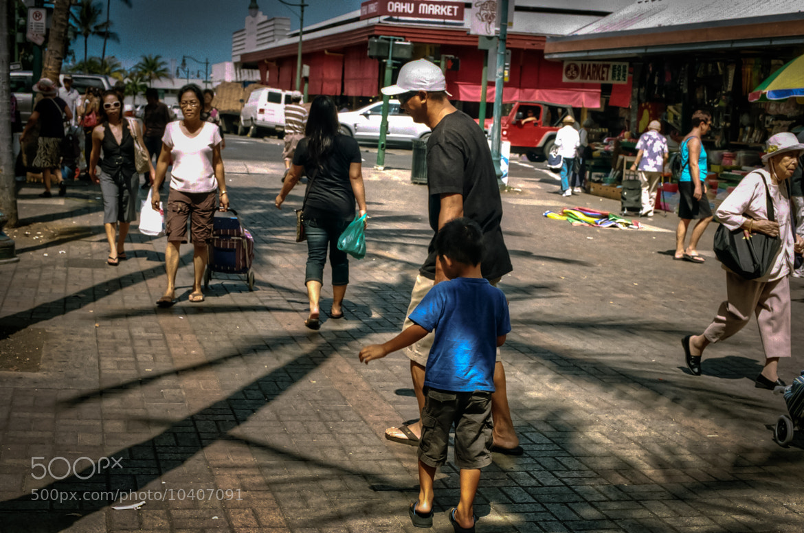 Photograph Street Life by Virgil Gabriel on 500px