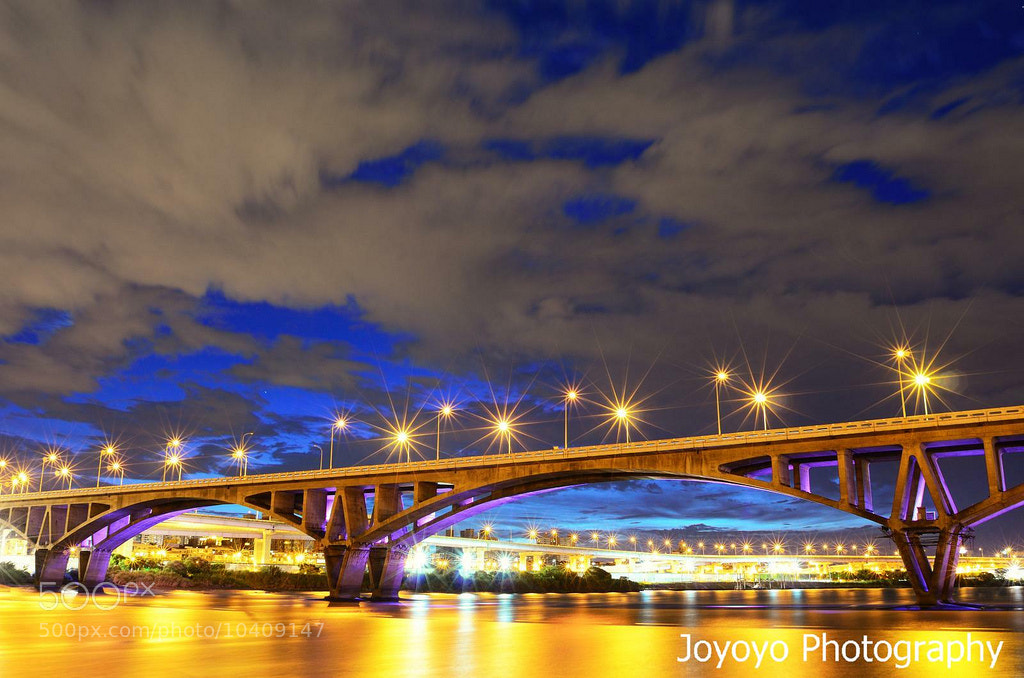 Photograph blue hour by Yong-Cyuan Chen on 500px