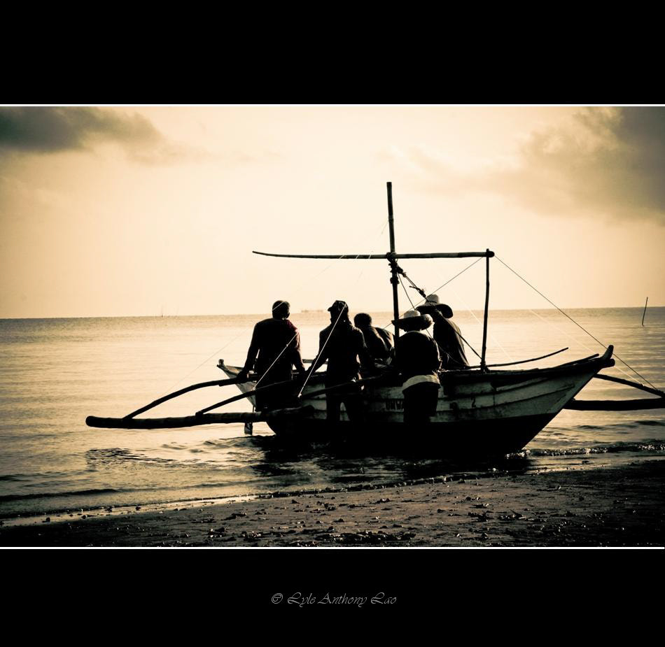 Photograph Many men go fishing all of their lives without knowing that it is not fish they are after. ~Henry Da by Lyle Anthony Lao on 500px