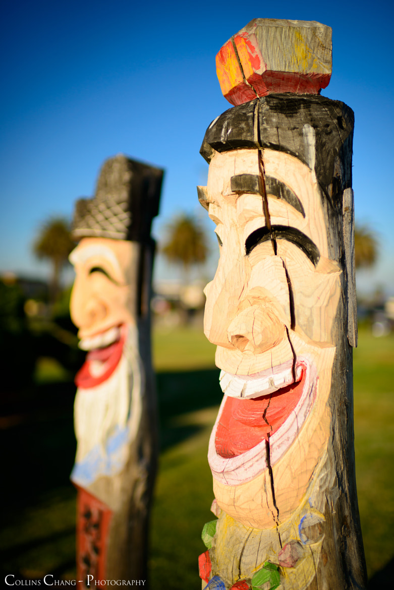 Photograph Happy Smile Totems by Collins Chang on 500px