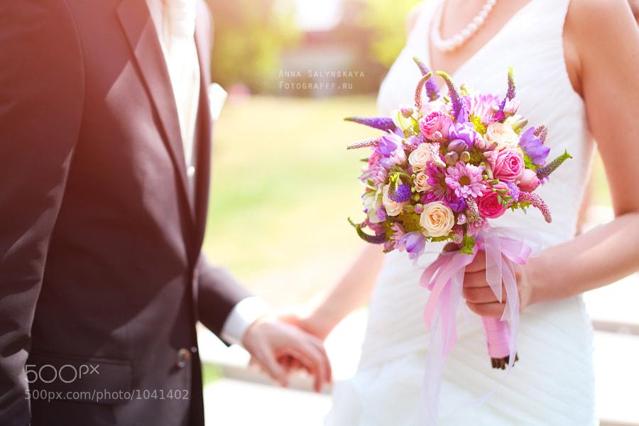 Photograph Wedding by Anna Salynskaya on 500px