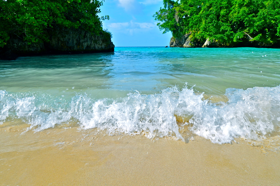 Frenchmans Cove- Port Antonio, Jamaica