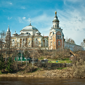 Borisoglebsky monastery by Vladimir S. (wind_up_bird)) on 500px.com