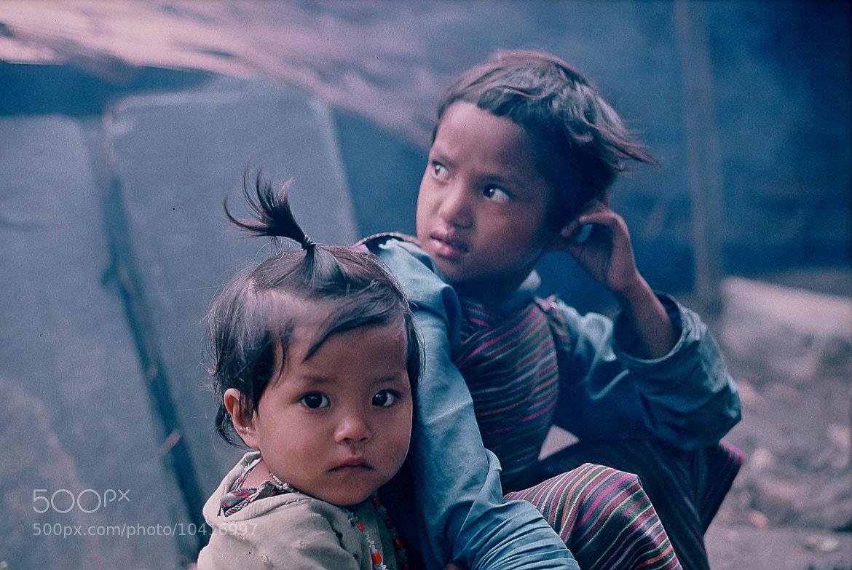 Photograph bhutanese children by helmut flatscher on 500px