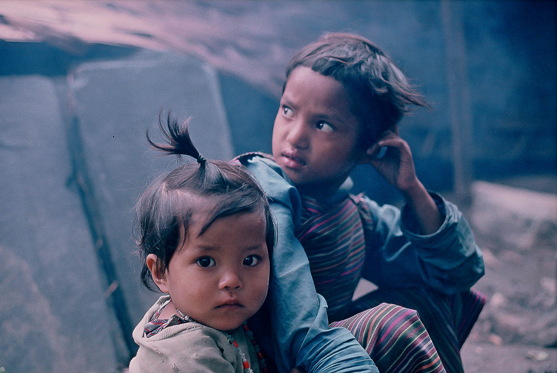 Photograph bhutanese children by helmut flatscher on 500px