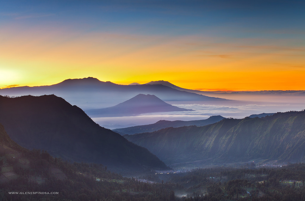 Photograph Panajakan Sunrise  by Glen Espinosa  on 500px