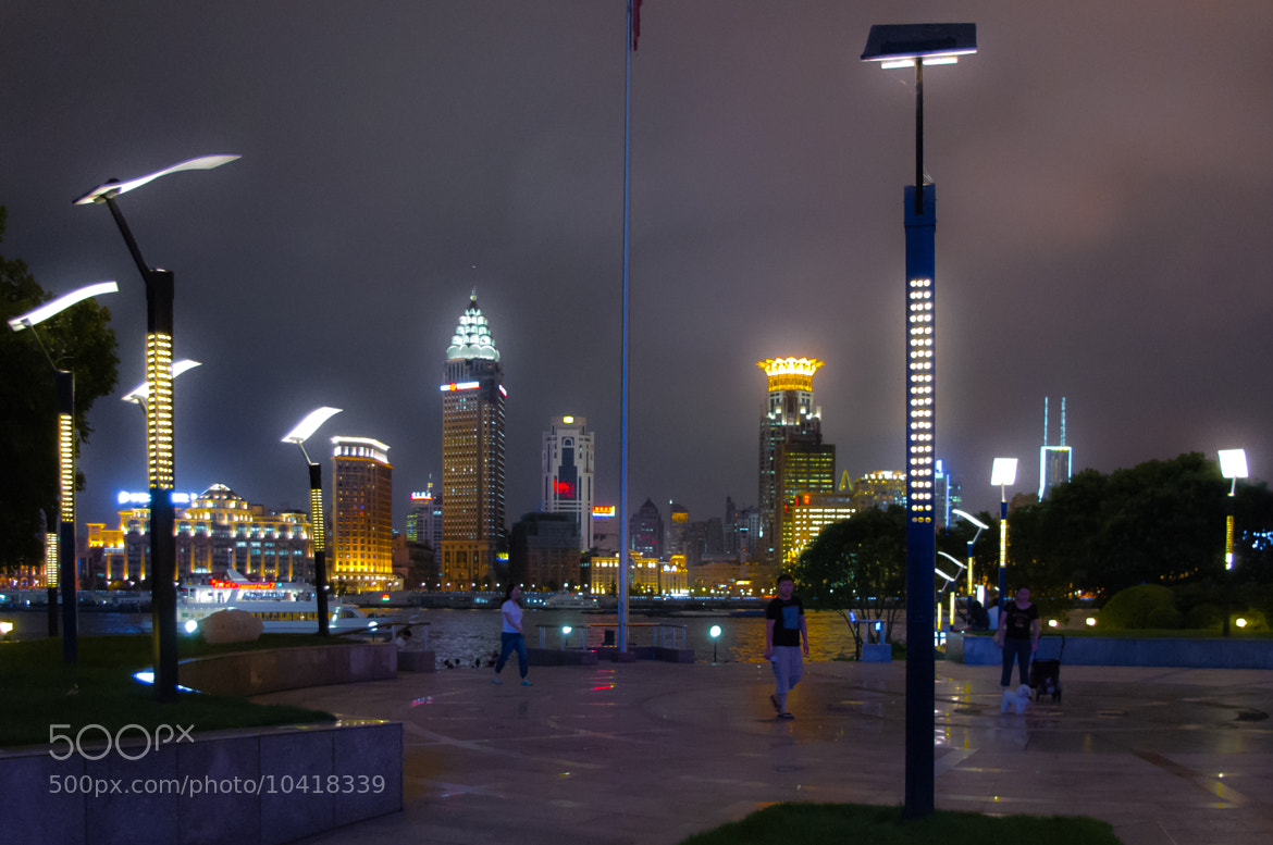 Photograph City Lights by Ludger Solbach on 500px