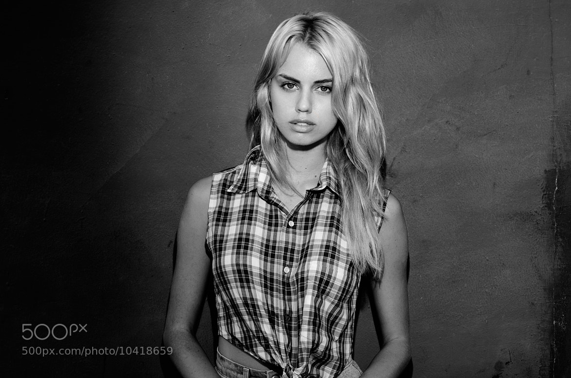 Photograph Effy by Andrew Litsch on 500px