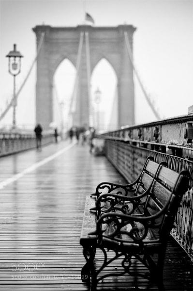 Photograph Classic Brooklyn Bridge by Randy LeMoine on 500px